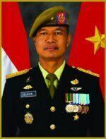 Brigjen TNI Elman Nawendro, M.Sc.