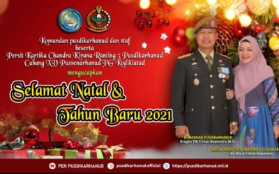 SELAMAT NATAL & TAHUN BARU 2021