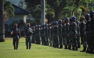 UPACARA PEMBUKAAN DIKJURTA ARHANUD ABIT DIKMATA TNI AD GEL II TA 2020 (OV)