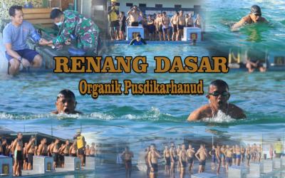 RENANG DASAR ORGANIK PUSDIKARHANUD